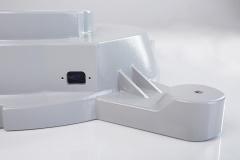 AluGuss Aue & Co. KG - Serienfertigung Handformguss Gerätefuß für Medizintechnik